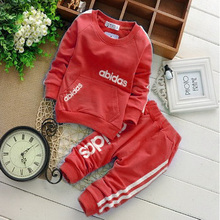 2015 summer style baby boy girl clothes kids clothing set T shirt short pant 2pce set