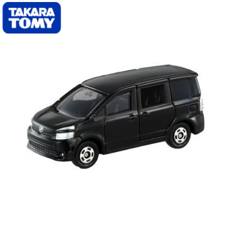 Tomica Car NO.107 TOYOTA VOXY 1/67 Matchbox (Silver Mica Metalic) Diecasts Vehicle(China (Mainland))