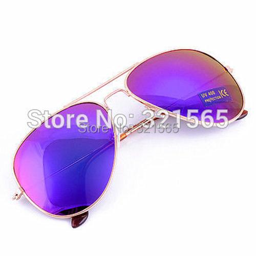 women's mirrored aviator sunglasses 950l  Pretty Supervalue Men Women Mirrored Aviator Sunglasses Reflective Lens  Gold Frame UV400 on sale