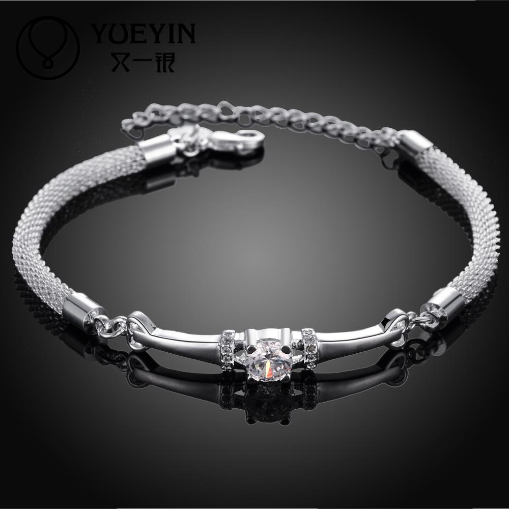 New Fashion Arrivals Wedding Jewelry Awesome Design: Aliexpress.com : Buy Wholesale Fashion Silver Plated