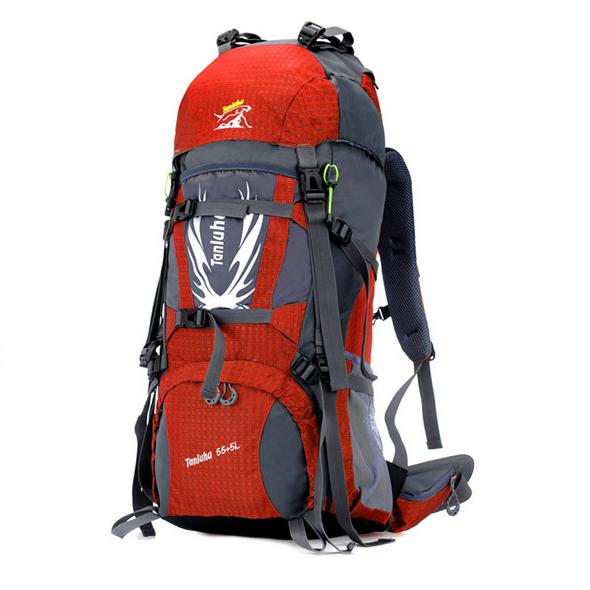 professional sport bag large capacity camping mochila femininas men's backpacks adventure time back pack mountaineering knapsack(China (Mainland))