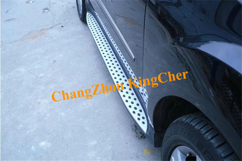 buy aluminium side step bar running board