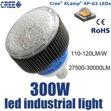 50pcs led industrial light 300w,factory lighting AC85-265V 50Hz/60Hz(China (Mainland))