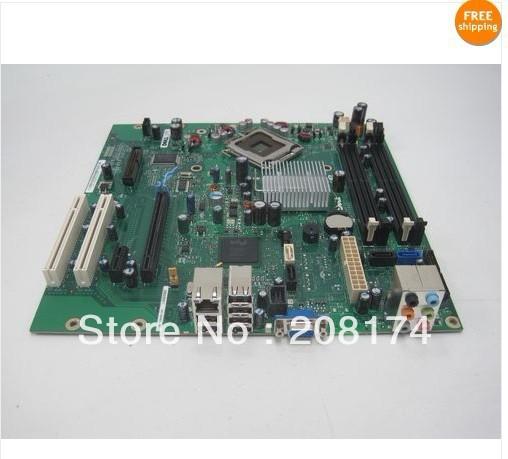 Tested ! desktop motherboard for Dell Dimension E520 Desktop Motherboard E210882 LGA 775 P/N:DM061(China (Mainland))
