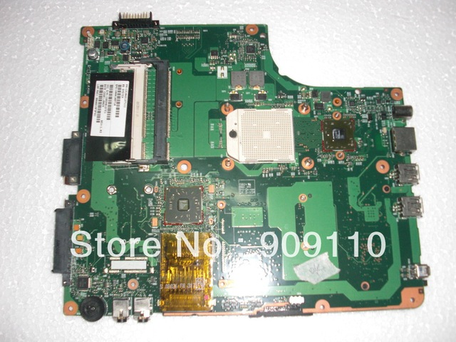A210 A215  integrated motherboard for T*oshiba laptop A210 A215   V000108710  100%test  work