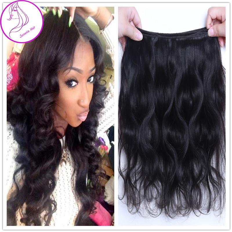 8A Peruvian virgin hair body wave 4 bundles of Peruvian body wave hair<br><br>Aliexpress