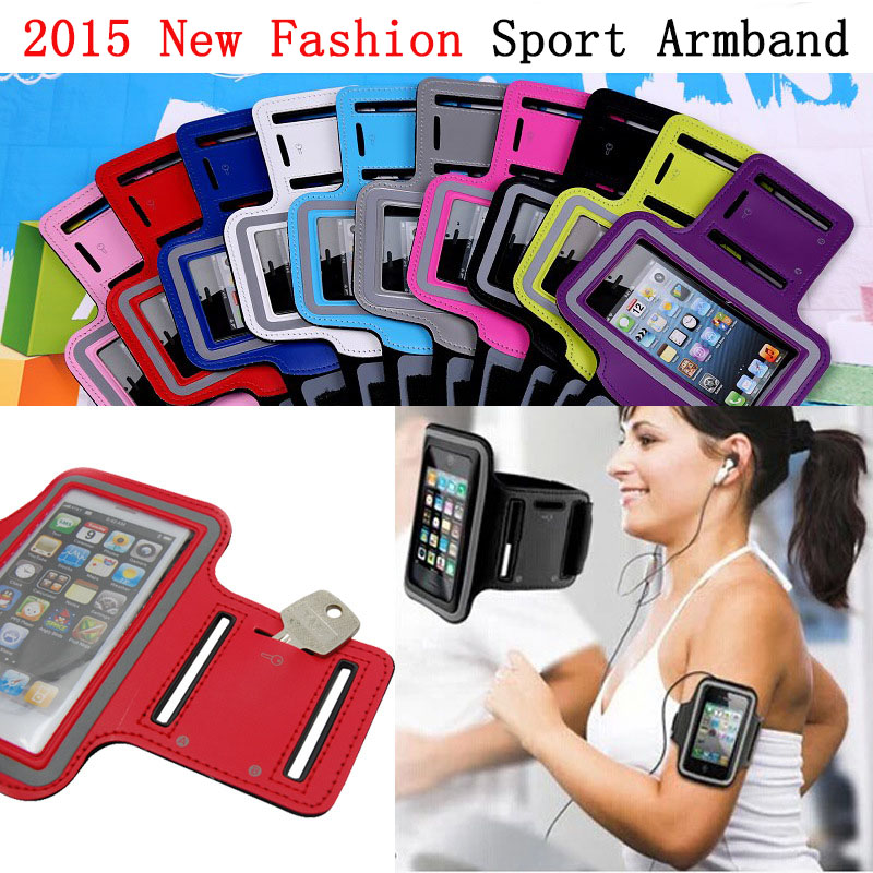 2015 Fashion Sport Armband Cover For MTC Smart Sprint Arm Band Phone Cover Case For Running Cycling Trekking(China (Mainland))