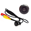 Mini Waterproof Car Parking Assistance Reversing Back Rear View Camera HD CCD Image Sensor Rearview Camera