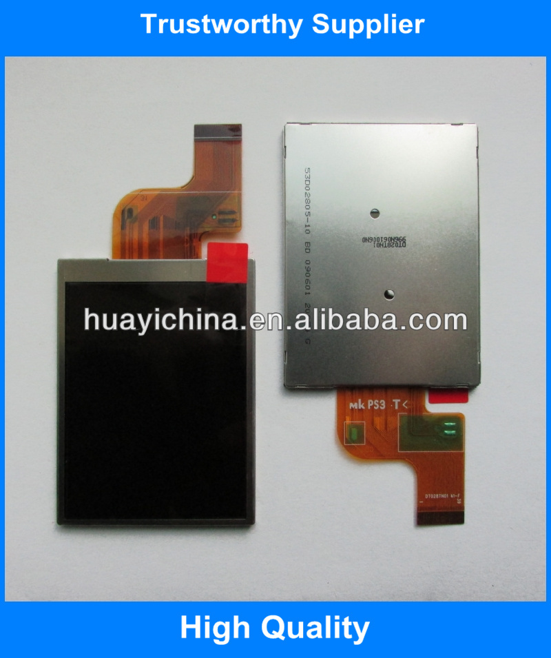 High Quality LCD Screen Display For Sony S950 S980 Camera Replacement with backlight (FREE SHIPPING)(China (Mainland))