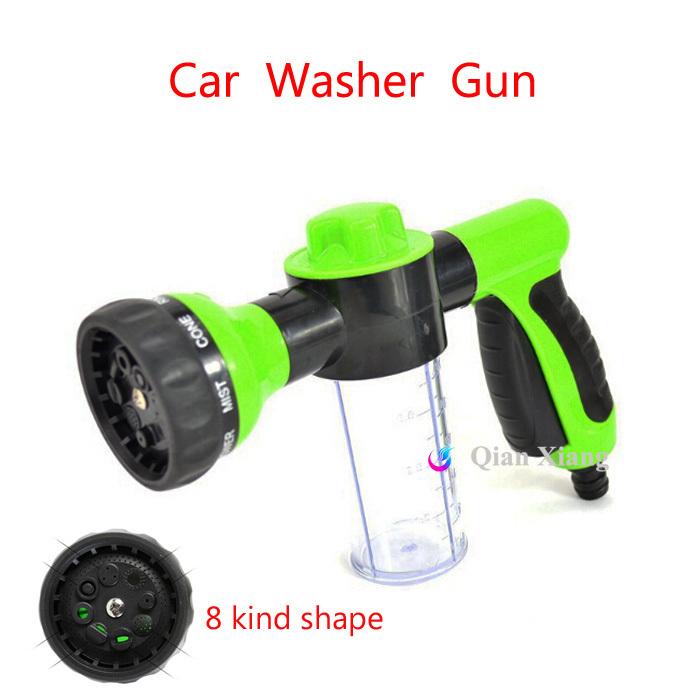 High quality Foam gun high pressure Car Washer Versatile Car washing Foam Water Gun watering gardens home car Portable cleaner(China (Mainland))