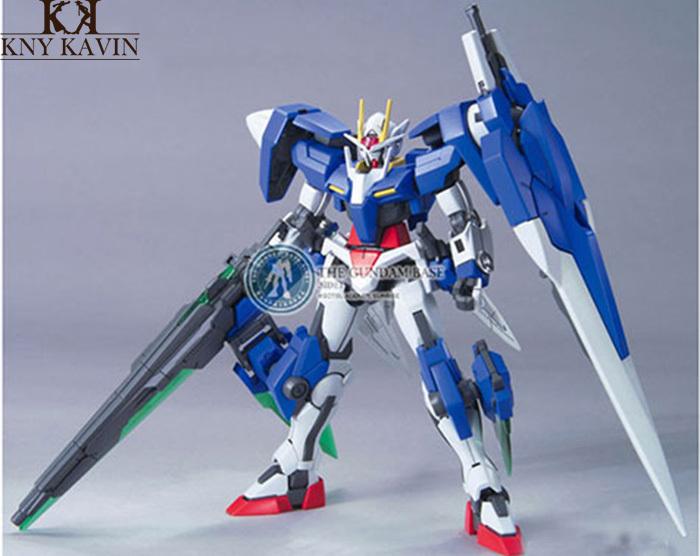 Free shipping action figure robot anime Assembled gundam 1:144 TT Model Seven Swords original box Robot gundam HG00-61 HT899(China (Mainland))