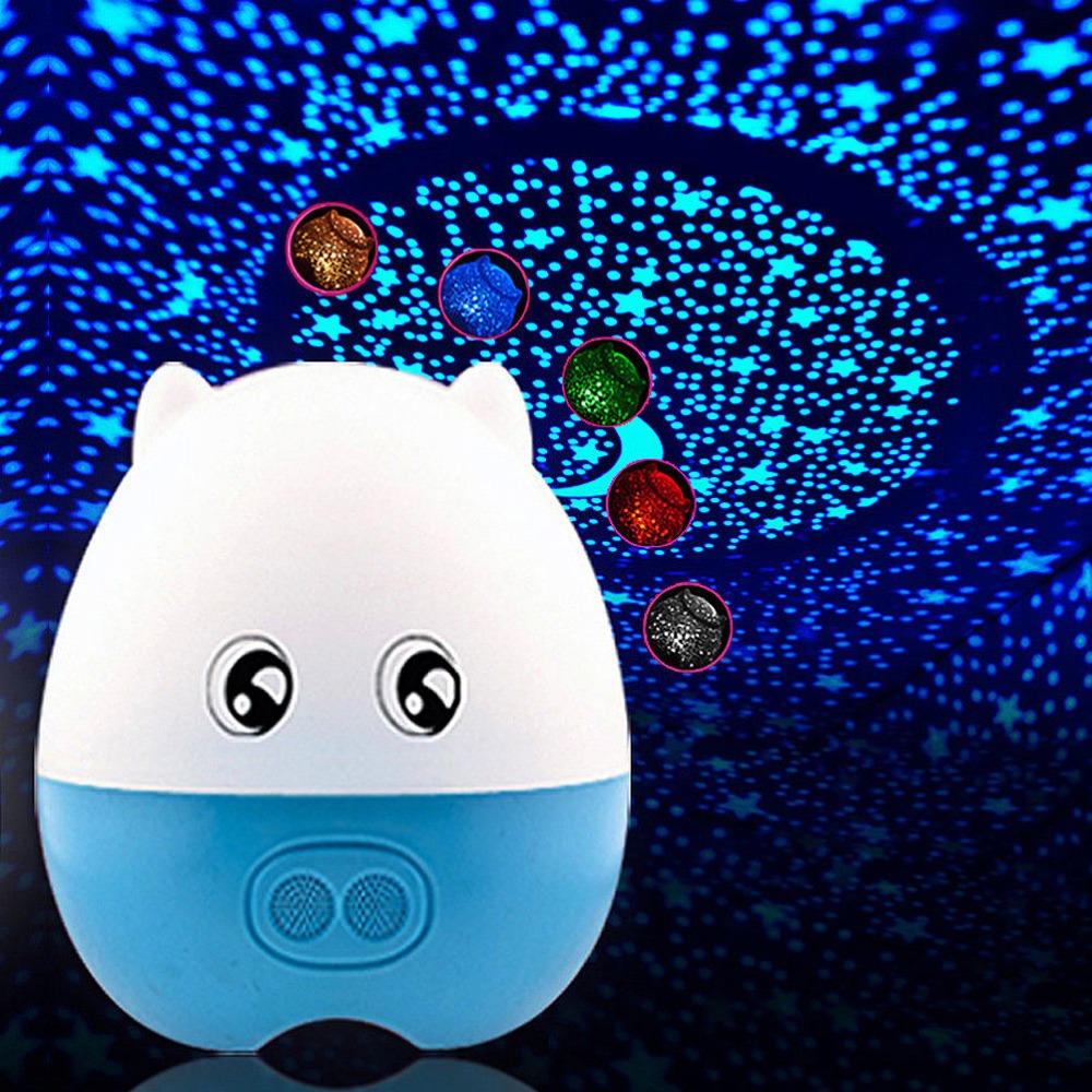 Star master projector lamp - New Design Star Master Projector Led Lamp Night Light With Speakers Romantic Gift For Friend Lovely