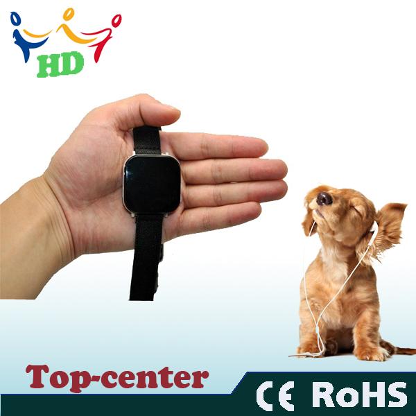 Hot Selling Personal tracker gps pet dog cat Waterproof mini gps tracking device with animal collar/belt(China (Mainland))
