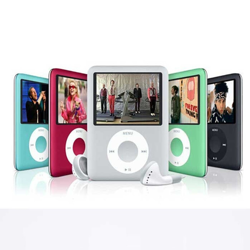 Гаджет  Free Shipping MP3 MP4 Music Player Multi-function FM Radio, Games, Movie Player, Ebook, Support Picture Show Colorful Choice None Бытовая электроника