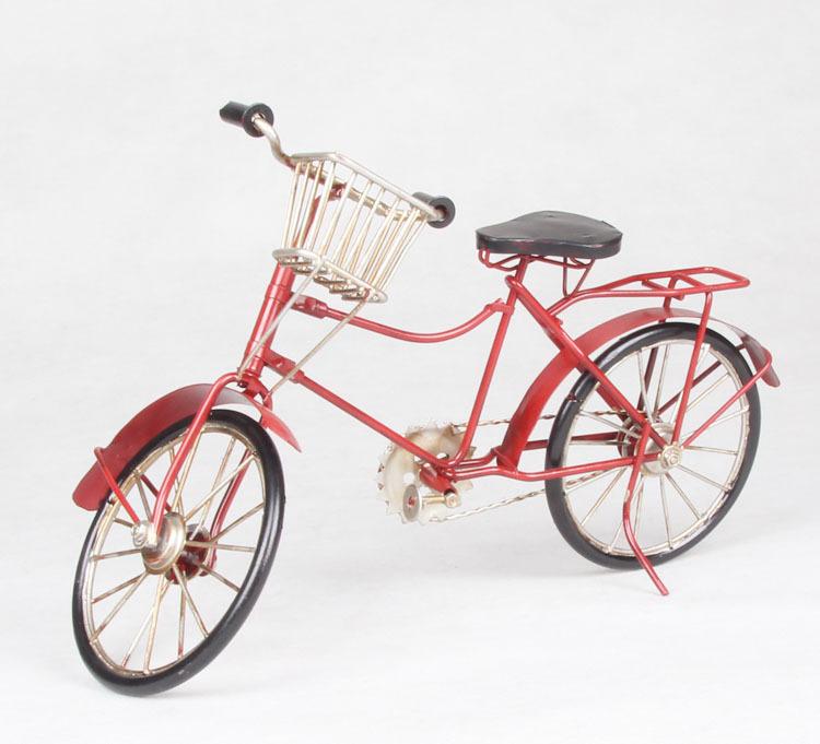 Online kopen wholesale fiets ornament uit china fiets for Metalen decoratie fiets