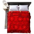 Cloud mink cashmere Blanket Winter Thick Warm Fleece Blanket Kids Minions Sleepping Quilt Home Supplies discount