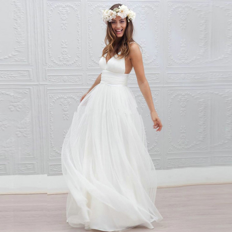 ... Style Bridal Gown Robe De Mariage-in Wedding Dresses from Weddings