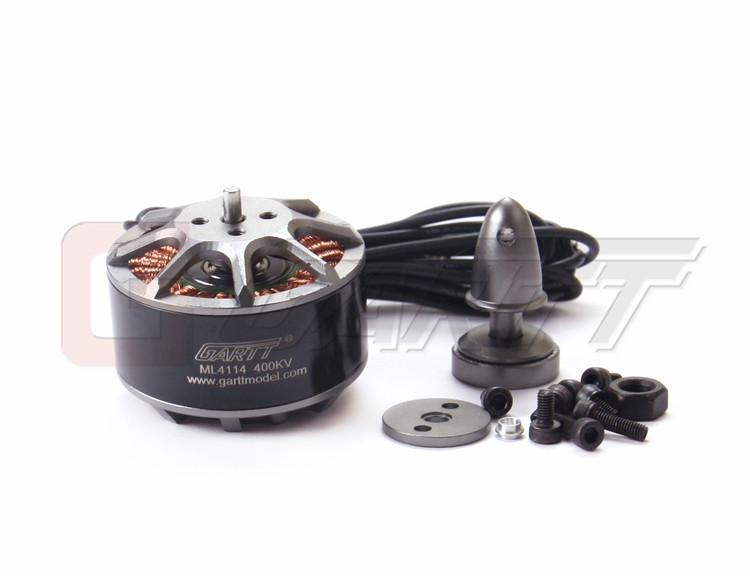 Gleagle`s 6 X ML 4114 400KV 4114 Brushless Motor For Multicopter Quadcopter Hexacopter DJI S800 RC drone