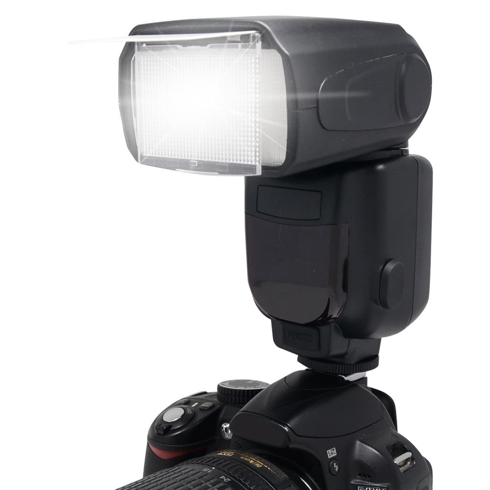 canon eos 60d how to turn flash on