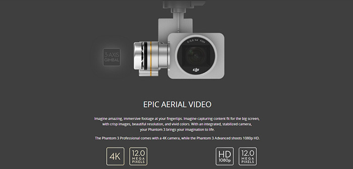 100% Original DJI Phantom 3 Advanced App FPV camera drone with 1080p Camera rc helicopter with Brushless Gimble GPS system