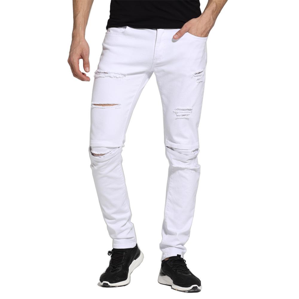 online kaufen gro handel zerrissenen jeans f r m nner aus. Black Bedroom Furniture Sets. Home Design Ideas