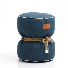 Deluxe Leisure Foam Stool Lazy Bag Home Ottoman (China (Mainland))