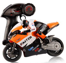 LY 806 1:16 4ch 2.4G brushless RC motorcycle Boys electric toys radio control Stunt Drift motorcycles boy's gift free shipping(China (Mainland))