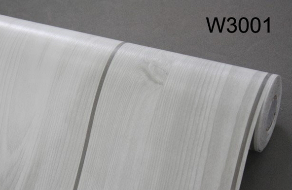 Thickening of marble kitchen cabinet countertop pvc self adhesive wallpaper boeing film furniture wood grain stickers,45cm*10m(China (Mainland))