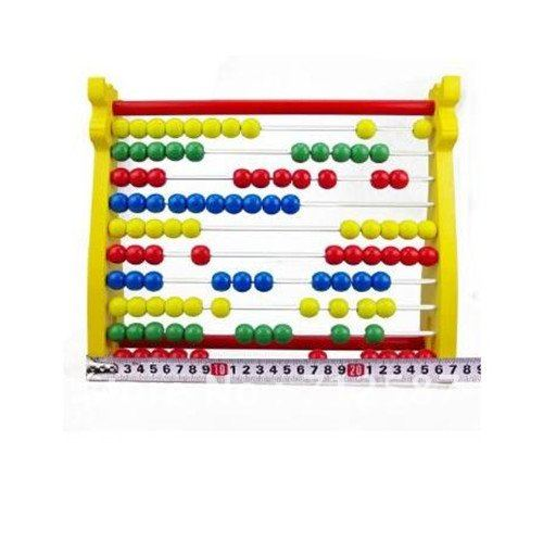 Wooden baby education used colorful animal abacus toy fit for baby without poison#2097(China (Mainland))