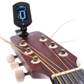 Digital LCD Clip on Tuner for Chromatic Guitar LCD Clip on Guitar Tuner For Digital Chromatic