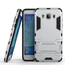 Buy ZEALLION Samsung Galaxy J1 Ace mini J1 J2 J3 J5 J7, 2016 Pro Case 2 1 Hard Plastic Silicone Stents Cases Back Cover for $2.24 in AliExpress store