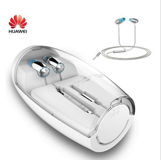 Original Huawei Honor Engine Earphone Headset Mic 3.5mm Jack Earplug Earphones Earbuds 3X 3C AM12 - Fashion Street store