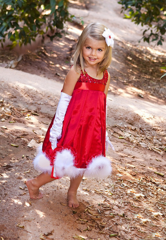 Retail 2015 New girls christmas party dress Girl sleeveless sequined red dress without long gloves and princess dresses(China (Mainland))