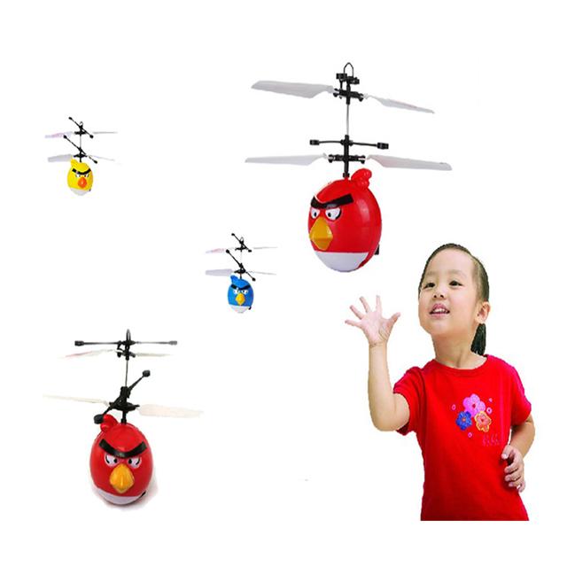 Горячие продажи вертолет Летающая тарелка Птицы игрушки Инфракрасный Индукционная мальчик игрушки RC Дронов Helicoptero Радиоуправляемые игрушки детские игрушки