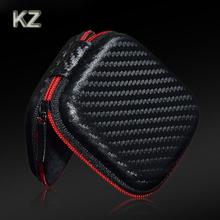KZ High End Earphone Accessories Earphone Case Bag Headphones Portable Storage Case Bag Box Headphone Accessories Free Shipping(China (Mainland))