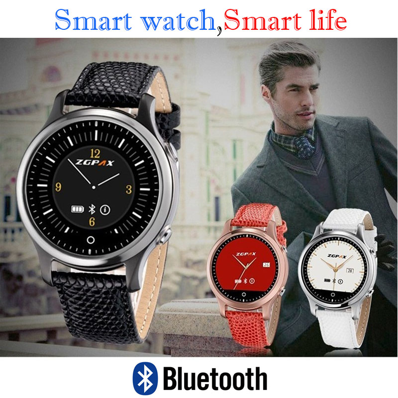 2016 Newest Bluetooth SmartWatch S360 Mens Women Sports WristWatch Wearable Devices Smart Watch For IOS Android Fitness Tracker<br><br>Aliexpress