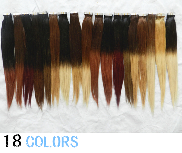 Ombre Hair Extensions Color 113