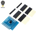DS18B20 module For D1 MINI DS18B20 temperature measurement sensor module For d1 mini WAVGAT