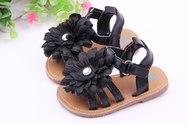 New Style Fashion PU leather baby sandals shoes For Baby Infant Toddler Anti-slip Shoes First Walker Shoes(China (Mainland))