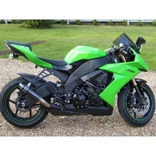 Buy High Motorcycle factory fairing bodywork 2008 2009 2010 Kawasaki ZX10R green black Fairings Ninja ZX-10R 08 09 10 for $283.92 in AliExpress store