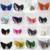 Hot Sale Velvet Printed Women Barrettes Fashion Cosplay Party Anime Cat Ear Hair Accessories Children Girls Cat Ear Hair Clip