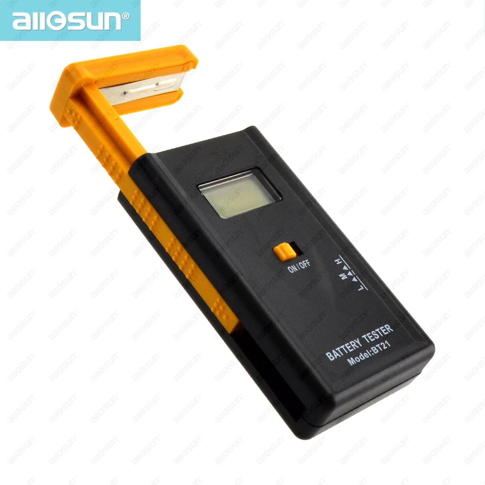 Digital Battery Analyzer : All sun bt digital battery tester lcd display about