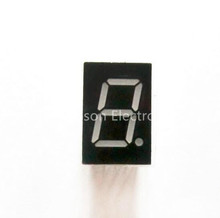 0.56 inches 1Digit common anode digital tube 41056LED digital tube(China (Mainland))