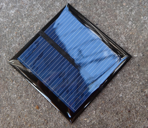 Wholesale!20pcs/lot Solar Panels 5.5v 90mA 0.6W Mini Solar Cell 65x65MM For Small Power Appliances Drop Shipping Free Shipping(China (Mainland))