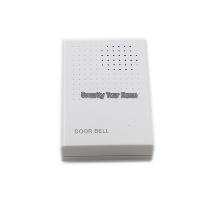 DC12V Ding-Dong Musical Wired Doorbell Door Bell Chime for Home Office Access DIY No need battery Electronic Door Bell Door Ring(China (Mainland))