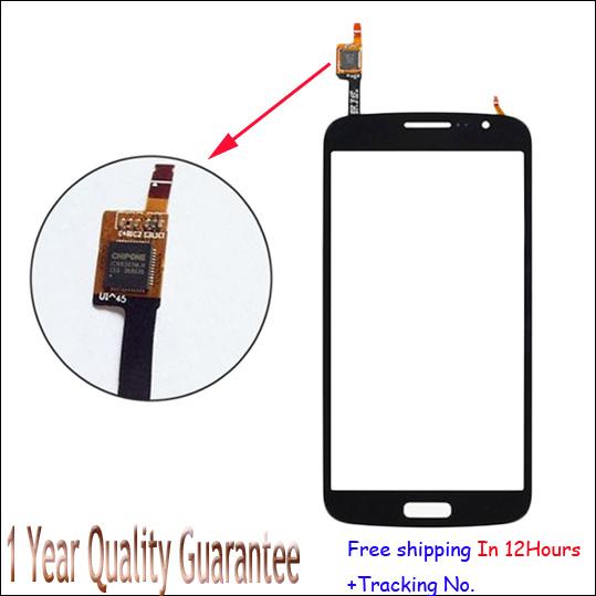 Первоначально Новая Для Samsung Galaxy Grand 2 Duos SM-G7102 G7105 G7106 G7108 Дигитайзер Сенсорный Экран Стекла Сенсорная Панель Черный/белый lcd display screen for samsung g7102 galaxy grand 2 duos g7105 galaxy grand 2 g7106 cell phones