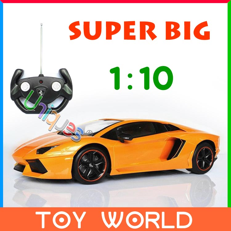 1:10 Remote Control Car Toys Drift Kids Hobby Extra Big New Electronic Motor RC Electric Radio Control RC Car Model 1/10(China (Mainland))