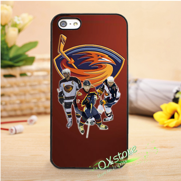 Atlanta Thrashers fashion cover case for iphone 4 4s 5 5s 5c for 6 & 6 plus 6s & 6s plus #W19(China (Mainland))