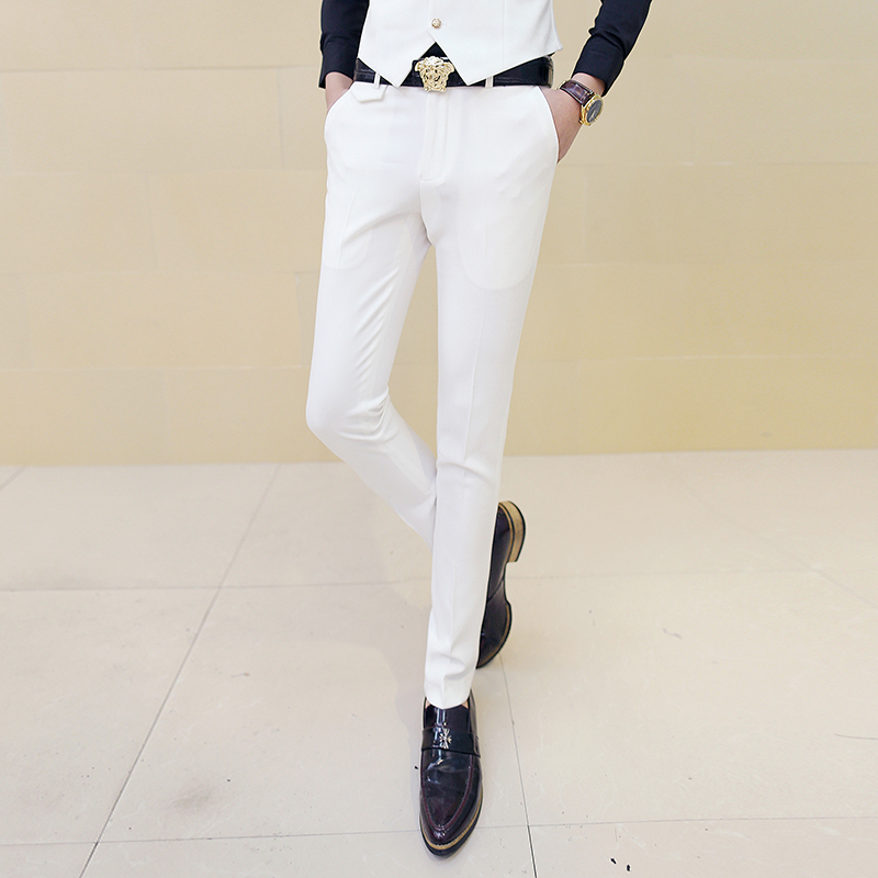 Popular White Evening Trousers-Buy Cheap White Evening Trousers Lots From China White Evening ...