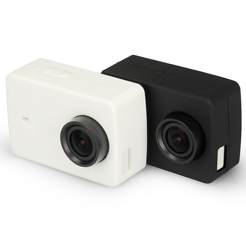 Kingma Xiaomi Yi 4k Silicone Case Protective Case For Xiaomi Yi 2 II 4K Action Camera Silicone Case For Xiaomi YI 4K Accessories